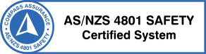 AS/NZS 4801 Safety Certified System